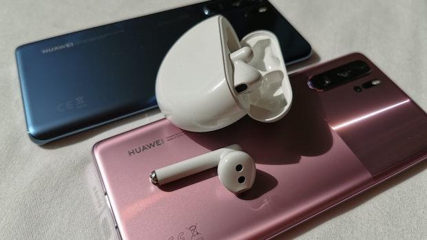 Freebuds 3: Huawei kündigt Marktstart für Airpods-Pro-Alternative mit ANC an