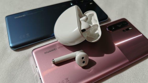 Freebuds 3: Huawei kündigt  Airpods-Alternative mit aktiver Geräuschunterdrückung an