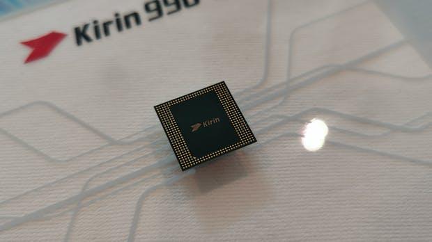 US-Sanktionen sorgen für Stopp der Chip-Produktion von Huawei im September