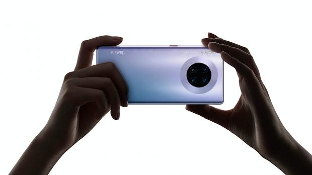 Huawei Mate 30 Pro ist offiziell: High-End-Smartphone ohne Google-Dienste