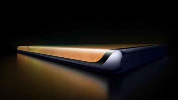 Huawei Mate 30 Pro Leak. (Bild: Evleaks)