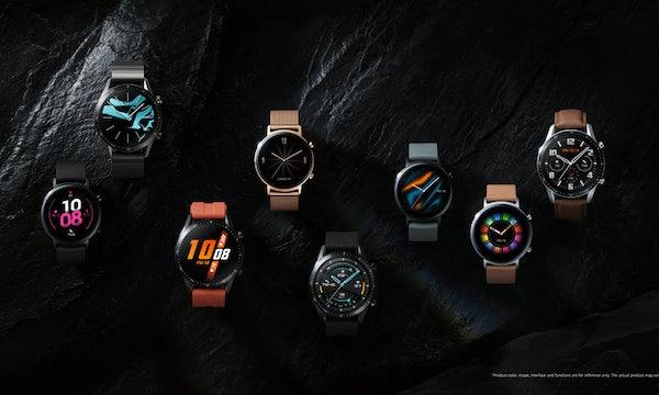 Huaweis Watch GT 2 gibt dir Musik auf die Ohren und bietet Telefonie