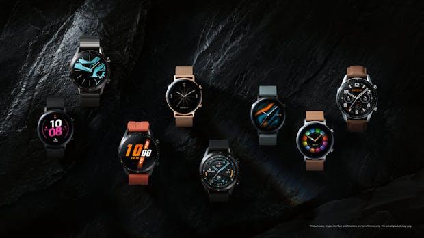 Huaweis neue Watch GT 2 kommt mit Musikplayer und Telefonfunktion