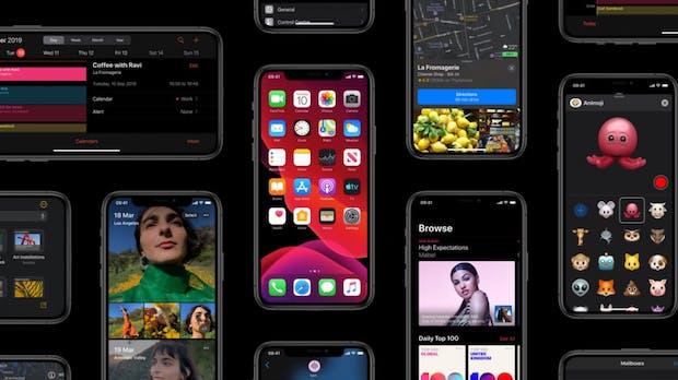 Update-Time: Apple veröffentlicht iOS 13.1 und iPadOS