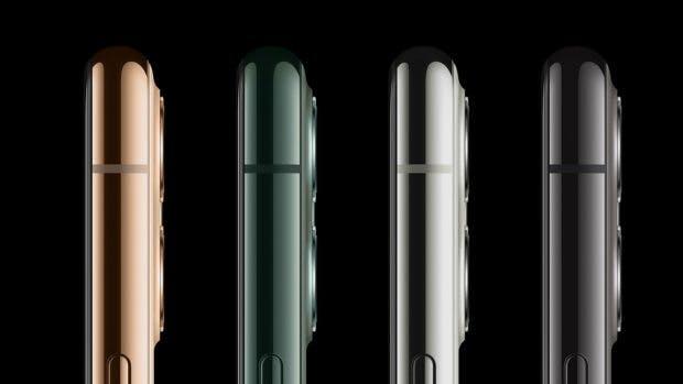 Beim Gehäuse setzt Apple auf texturiertes mattes Glas und einen Rahmen aus Edelstahl. (Bild: Apple)