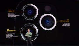 iPhone 11 Pro und Max – die Kamera. (Screenshot: t3n)