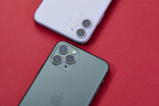iPhone 11 und 11 Pro. (Foto: WSJ)