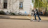 Kumpan 1950: So retro können E-Scooter aussehen