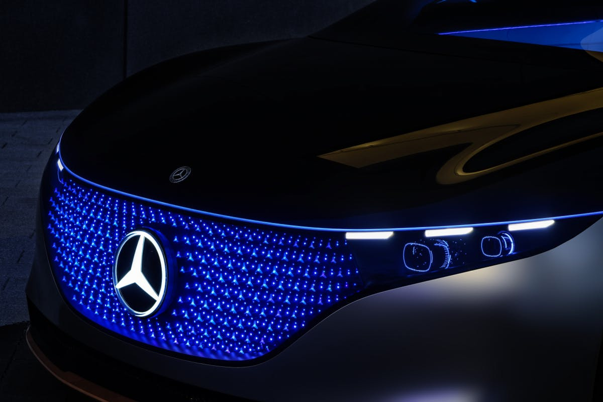 Daimler kündigt Elektroplattform für Mittel und Oberklasse