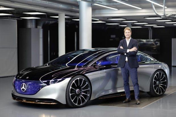 Daimler-Chef Ola Källenius. (Foto: Daimler AG)