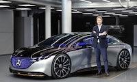 Voll auf Elektro: Daimler plant vorerst keine neuen Verbrennungsmotoren