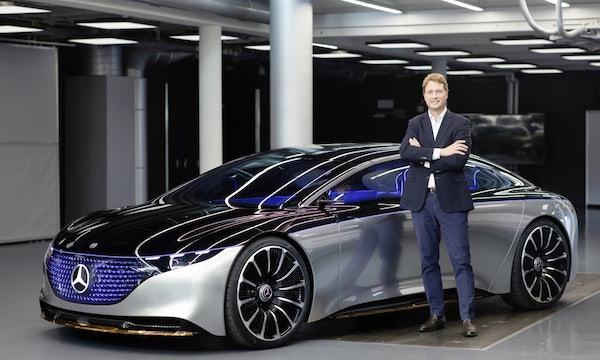Daimler-Chef Källenius bringt den Autobauer auf Sparkurs