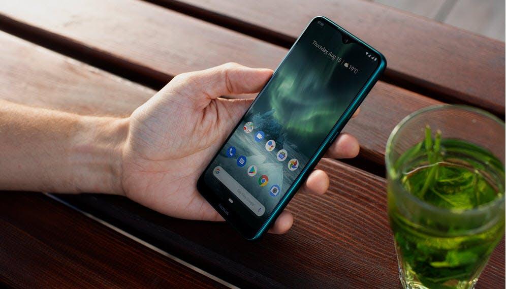 Nokia bringt elegante Android-One-Phones 7.2 und 6.2 für wenig Geld