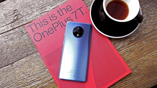Oneplus 7T ist offiziell: Erschwingliches High-End-Smartphone mit 90-Hertz-Bildschirm