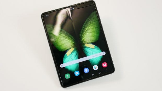 Samsung Galaxy Fold im Hands-on. (Foto: t3n)