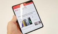 Samsung korrigiert Samsung-Chef: Noch keine Million Galaxy Fold verkauft
