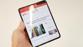Samsung Galaxy Fold im Hands-on. (Foto: t3n)Samsung Galaxy Fold im Hands-on. (Foto: t3n)