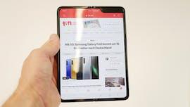 Samsung Galaxy Fold im Hands-on. (Foto: t3n)