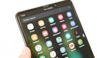 Samsung-Manager: Wir haben 400.000 oder vielleicht auch 500.000 Galaxy Fold verkauft
