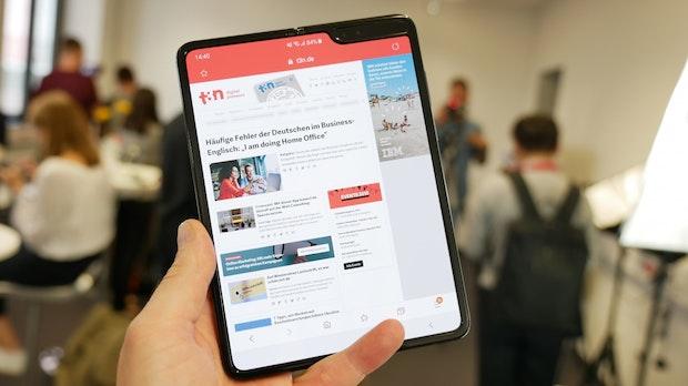 Samsung: Starker Smartphone-Absatz hilft Umsatzrückgang einzudämmen