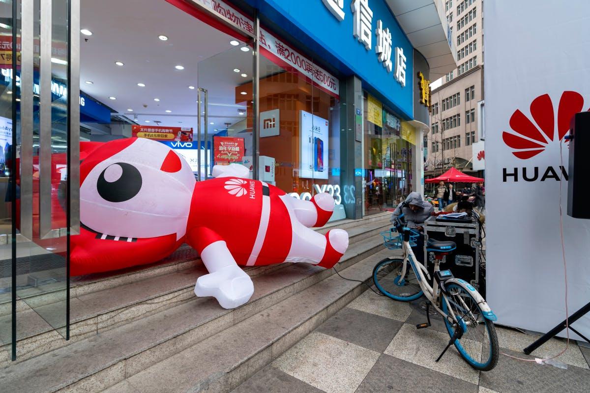 Huawei: Trumpensteins Monster