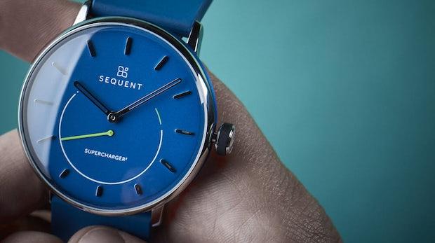 Smartwatch ohne Akku: Die Sequent Supercharger 2 gibt es nur auf Kickstarter