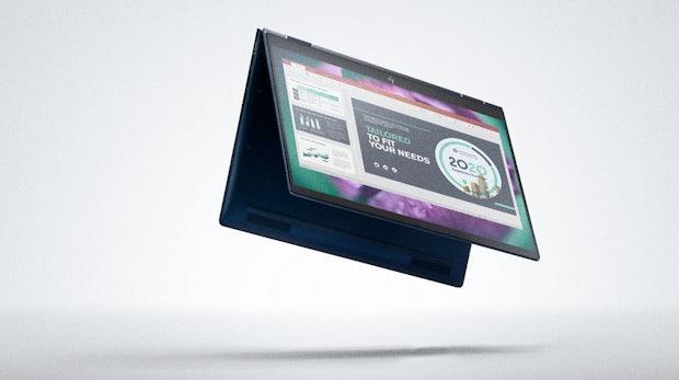 HP Elite Dragonfly: Das neue Premium-Convertible für Business-Anwender ist besonders leicht