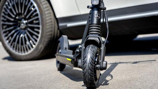 Deutsche Autohersteller springen auf den E-Scooter-Trend