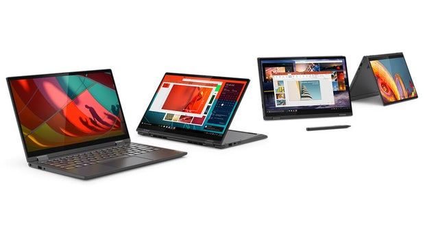 Lenovo setzt auf KI in neuen Yoga-Modellen