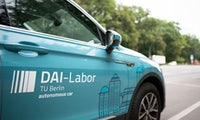 Teststrecke für automatisiertes und vernetztes Fahren eröffnet mitten in Berlin
