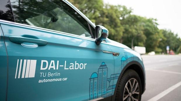 Automatisiertes und vernetztes Fahren in Berlin: Straße des 17. Juni zum Testfeld erklärt