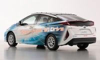 Toyota testet solarbetriebenen Prius