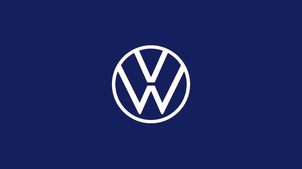 """Vorhang auf für """"New Volkswagen"""": VW zeigt neues Logo und Markenauftritt"""