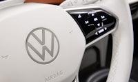 In 5 Jahren will VW autonom fahren