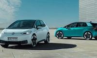 Massive Softwareprobleme: VW ID 3 sollen auf Halde stehen