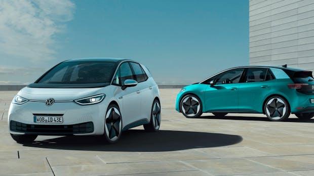 VW ID 3: Vollvernetzter Volksstromer offiziell vorgestellt