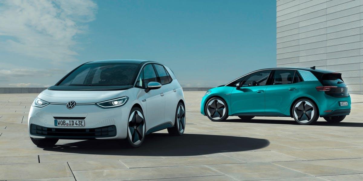 Bestellungen für VWs ID 3 First Edition sollen ab April möglich sein