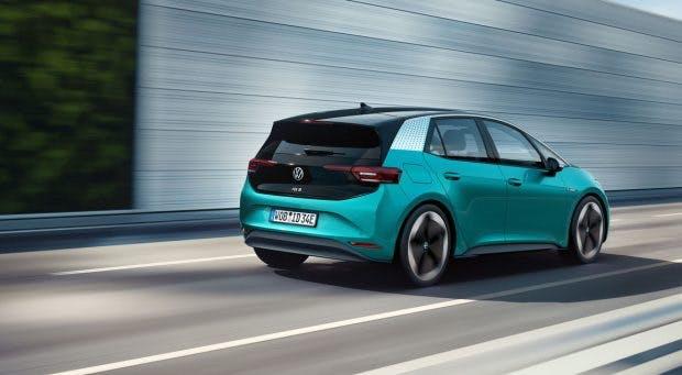 VW ID 3. (Bild: VW)