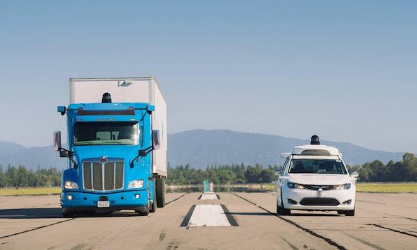 IAA 2019: Waymo-CEO Krafcik spricht über selbstfahrende Trucks