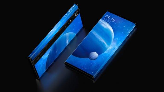 Xiaomi Mi Mix Alpha. (Bild: Xiaomi)