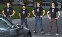 So kann ein Farbpunkt autonome Autos verwirren