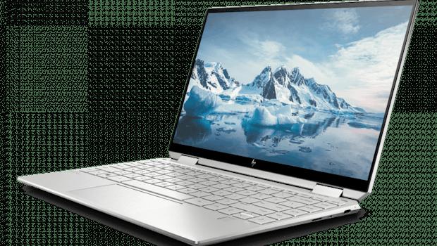 Das HP Spectre x360 13 in der 2019er Version. (Foto: HP)