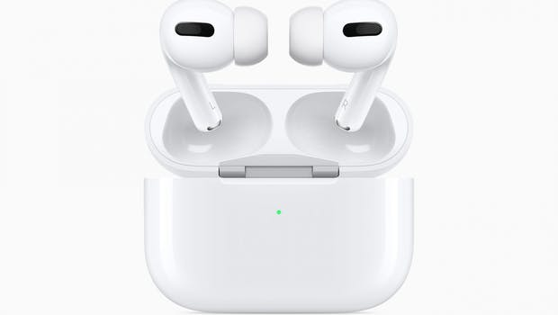 Apple Airpods Pro. (Bild: Apple)