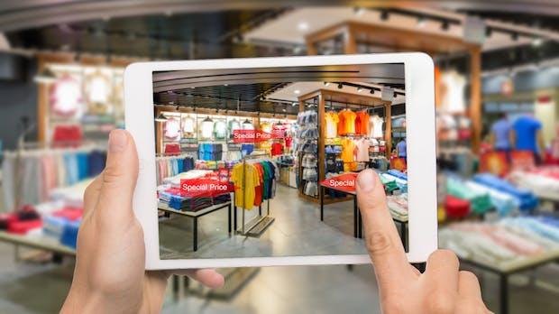 Augmented Reality im Marketing: Eine zähe Entwicklung