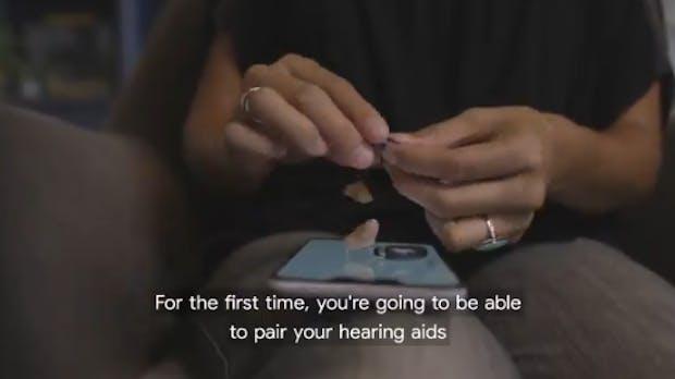 Endlich lassen sich auch mit Android Hörgeräte wie Bluetooth-Kopfhörer verwenden