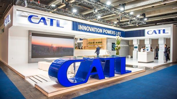 CATL-Fabrik in Thüringen: Batteriezellen-Produktion startet 2022