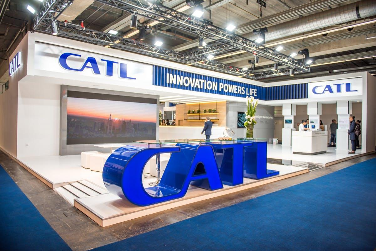 Chinesische Batteriezellen aus Thüringen: Spatenstich für CATL-Fabrik