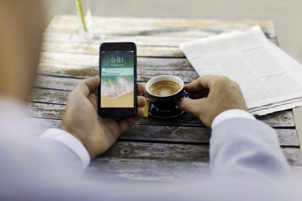 Eve Door and Windows mit Apple Home auf iPhone bedienen