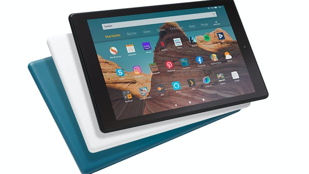 Das neue Fire HD 10. (Foto: Amazon)