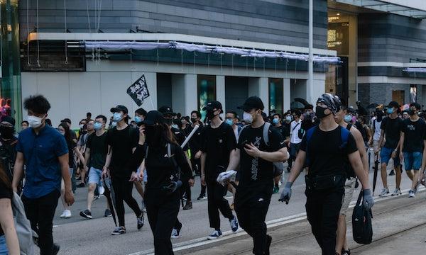 China: Masken kein Schutz mehr vor Gesichtserkennung